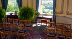 Sharpham ceremony rooms